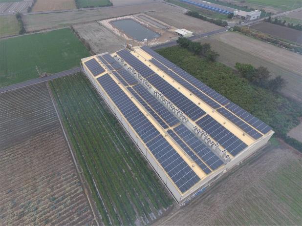 太陽能發電|太陽能投資|彰化縣廠房370.3KW