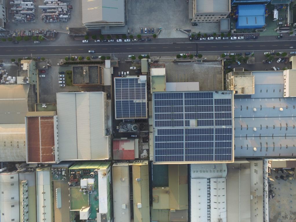 太陽能發電|太陽能投資|彰化縣伸港鄉437.23KW