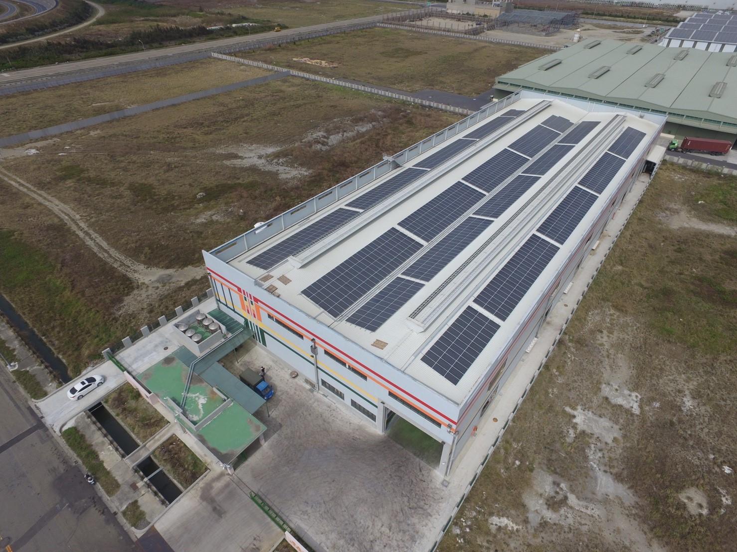 太陽能發電|太陽能投資|彰化縣鹿港鎮382.8KW