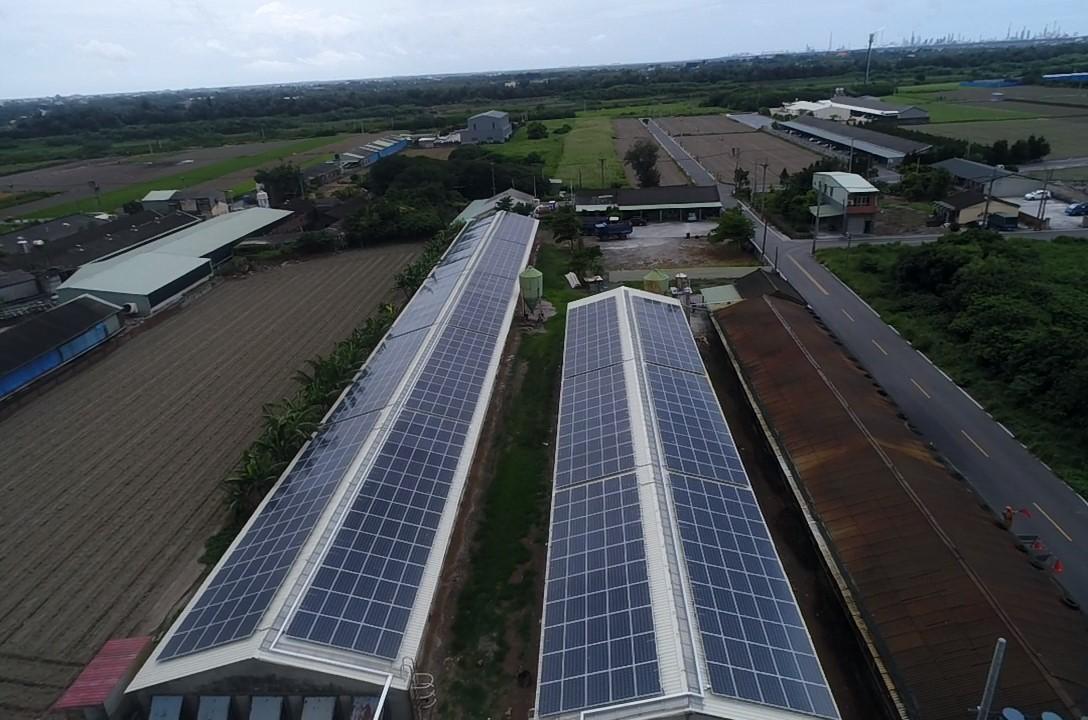 太陽能發電|太陽能板安裝|雲林縣麥寮鄉廠房 282.1KW