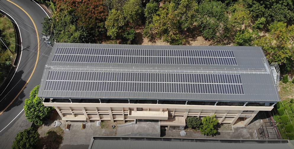 太陽能發電|太陽能板安裝|彰化縣員林市廠房42.291KW